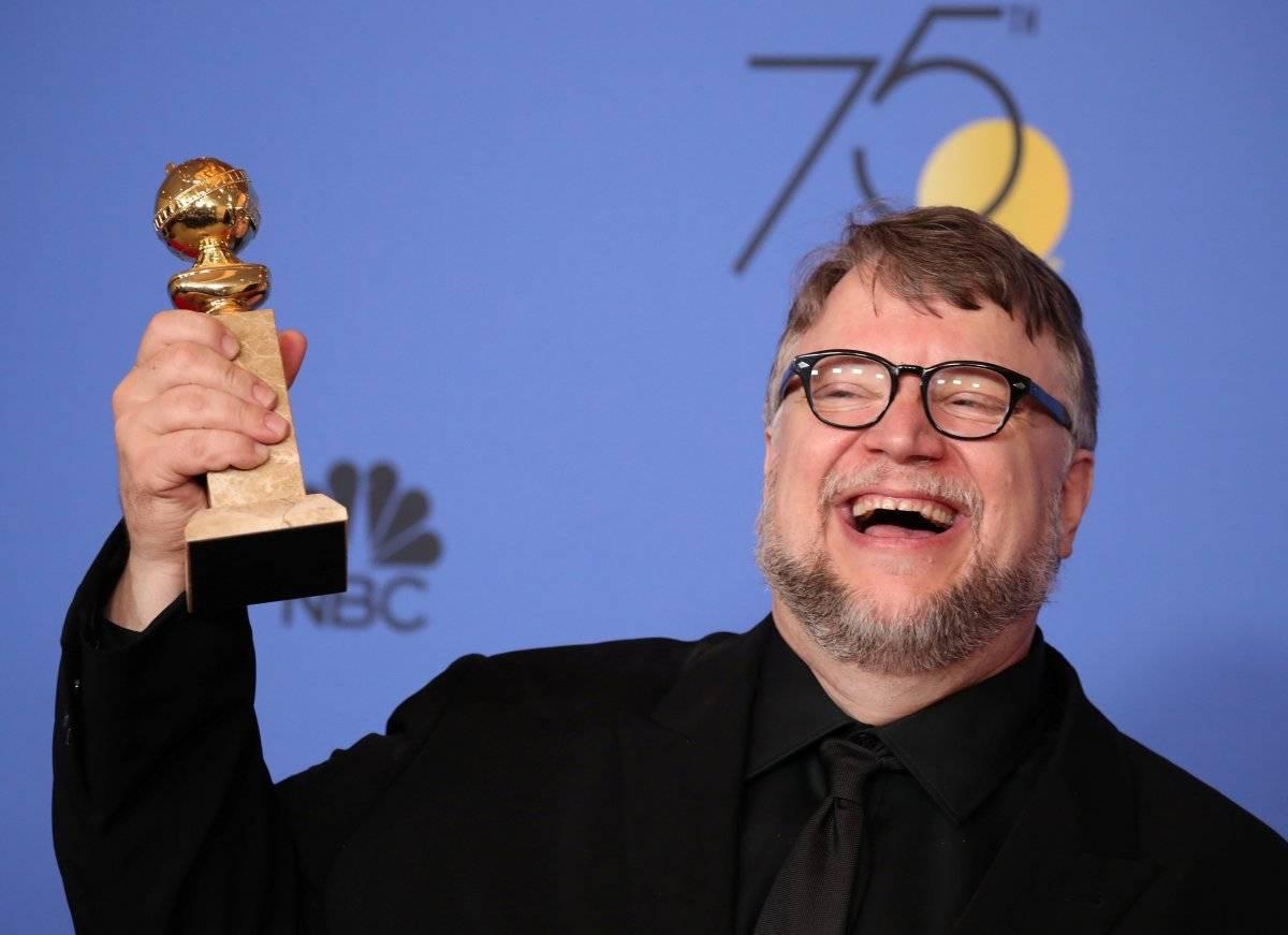"""Guillermo del Toro venceu como melhor diretor pelo filme """"A Forma da Água"""" REUTERS/Lucy Nicholson"""