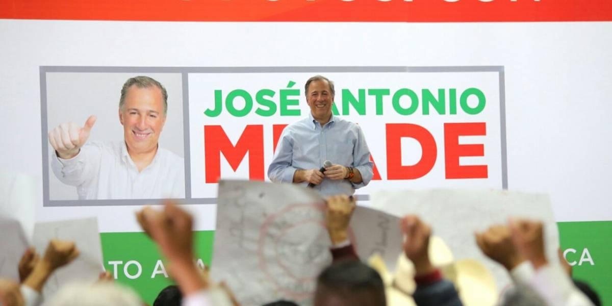 Turismo político no significa compromiso con México: Meade