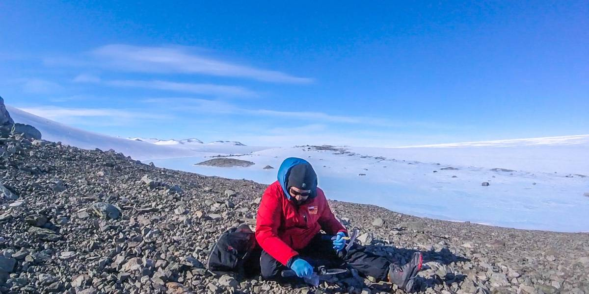 Científicos chilenos buscan producir nanopartículas de cobre y litio en la Antártica profunda
