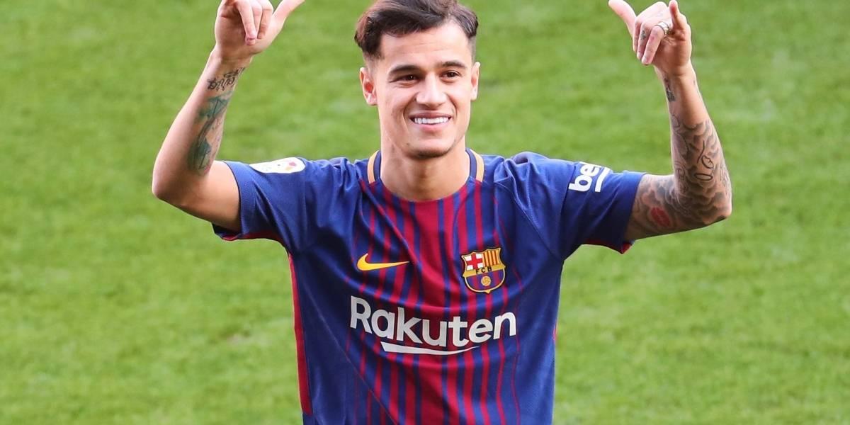 FC Barcelona: El tercer jugador más caro de la historia está lesionado