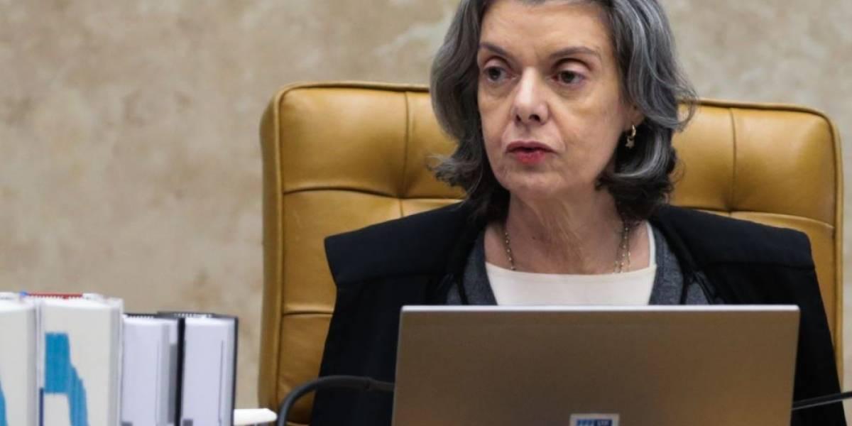 Revisar prisão após 2ª instância por Lula seria apequenar STF, diz Cármen Lúcia