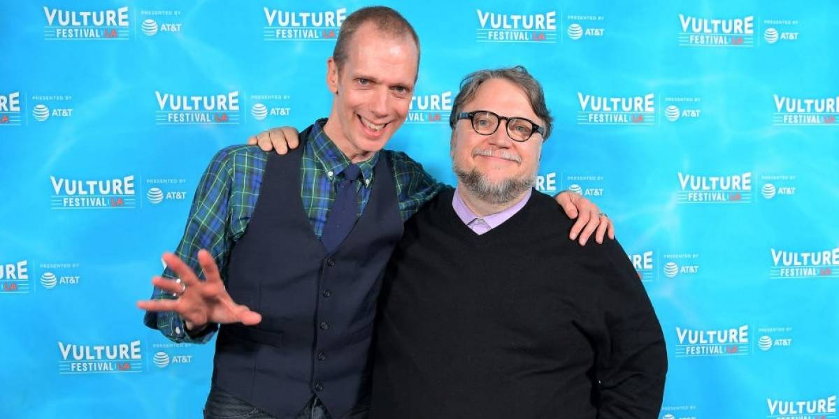 Guillermo del Toro gana Globo de Oro; agradece a sus monstruos