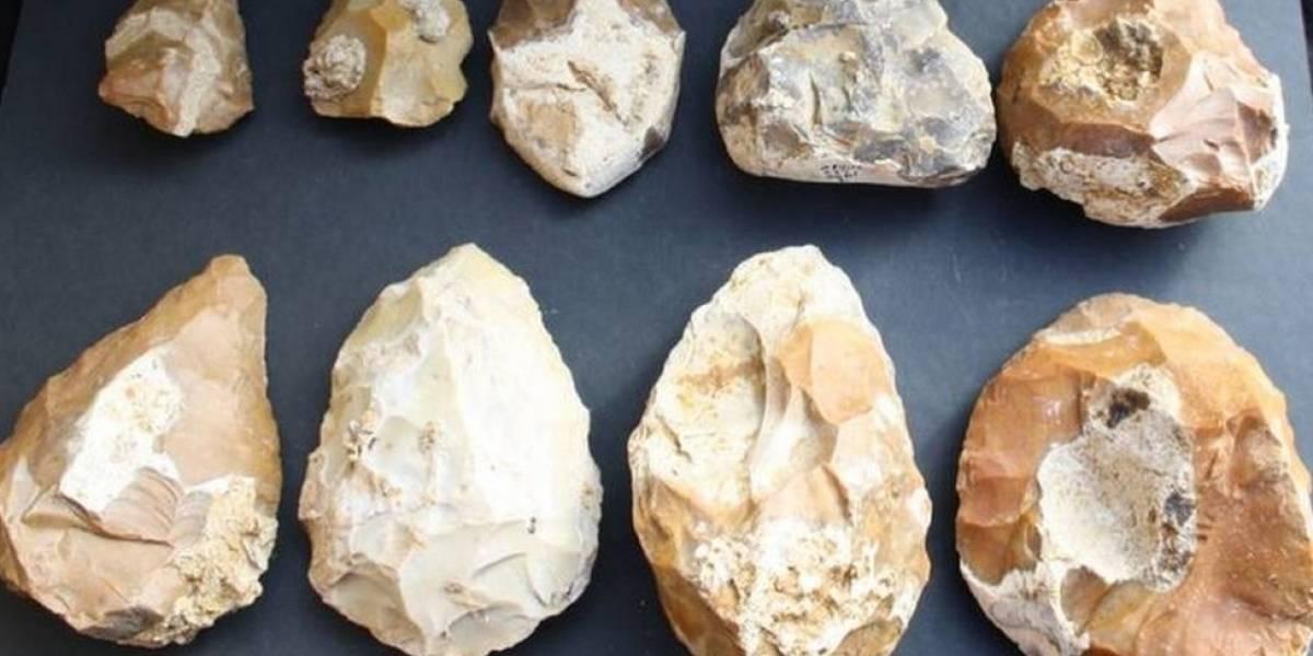 """O """"paraíso"""" pré-histórico revelado por arqueólogos perto de uma das estradas mais movimentadas de Israel"""