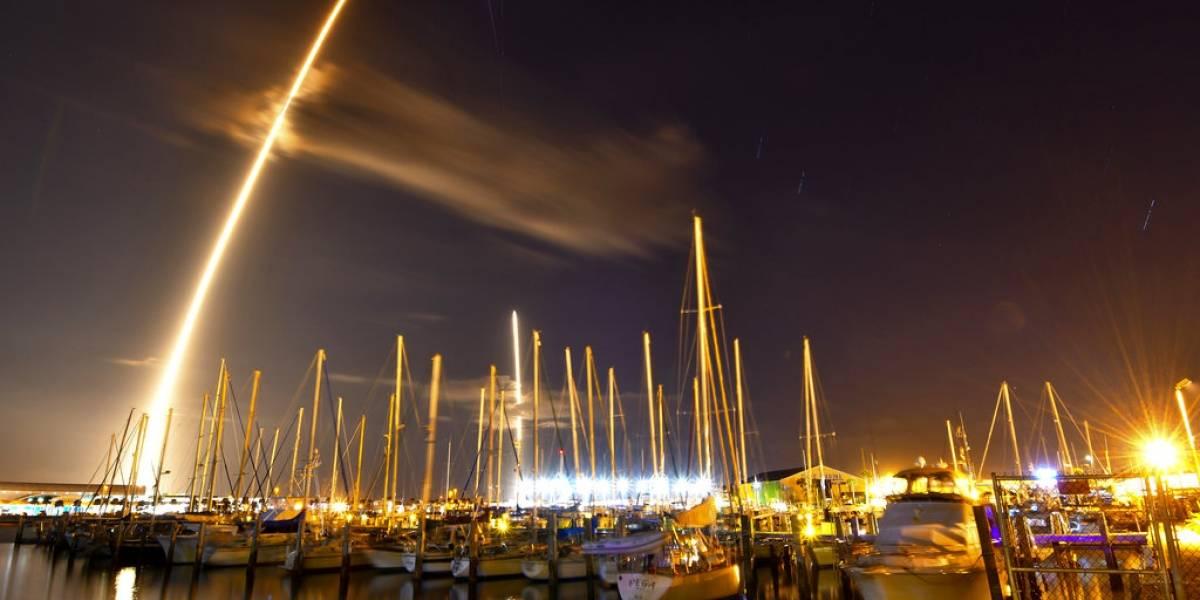 Raro: Empresa SpaceX lanza un misterioso satélite gubernamental