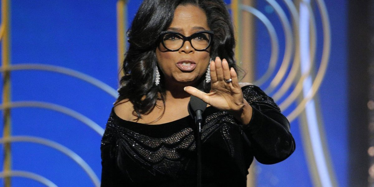 ¿Oprah para presidenta?