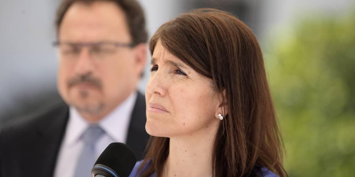 """Gobierno por caso Luchsinger-Mackay: """"Nos importa que haya justicia"""""""