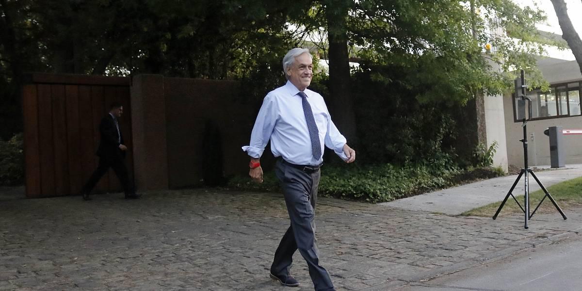 """Piñera por viaje a Cuba de Bachelet: """"Yo me reuniría con la disidencia"""""""
