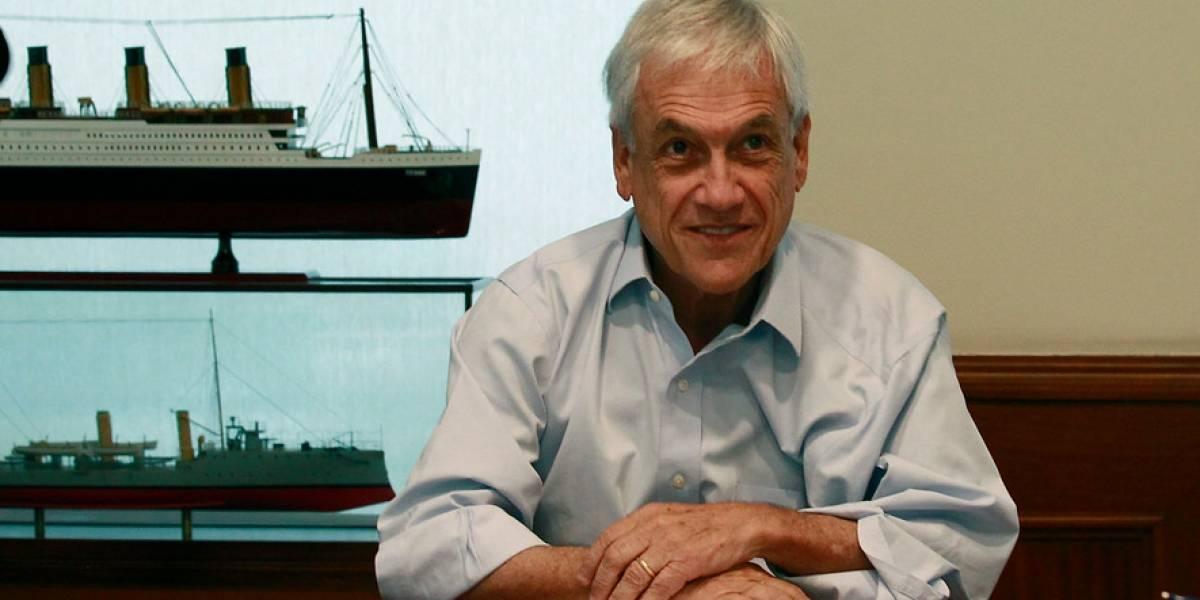 Piñera confirma que anunciará su gabinete tras visita de papa Francisco a Chile