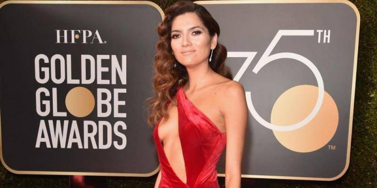 Globo de Ouro: Como a internet reagiu ao vestido vermelho de Blanca Blanco?