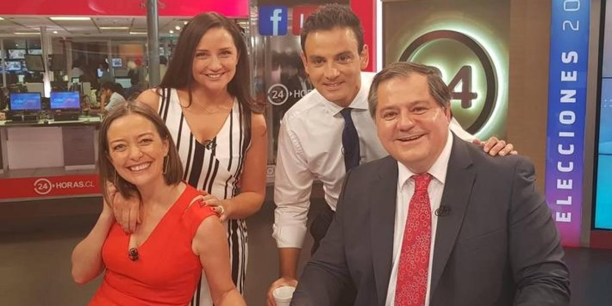 """""""Fue un gran susto"""": 5 sujetos a rostro descubierto asaltan vivienda y golpean al periodista Mauricio Bustamante"""