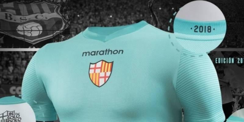 meet 04f13 10268 Indumentaria alterna de Barcelona SC generó críticas en ...