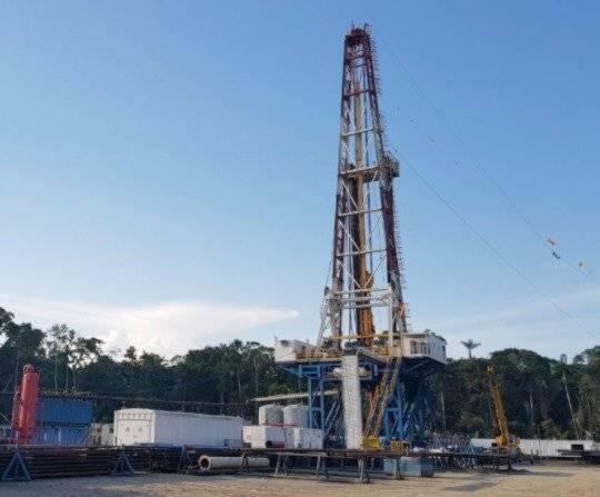 Petroamazonas inició perforación del campo Tambococha en el Yasuní