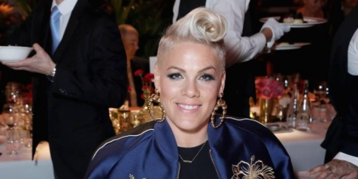 Pink interpretará el himno nacional en el Super Bowl 2018
