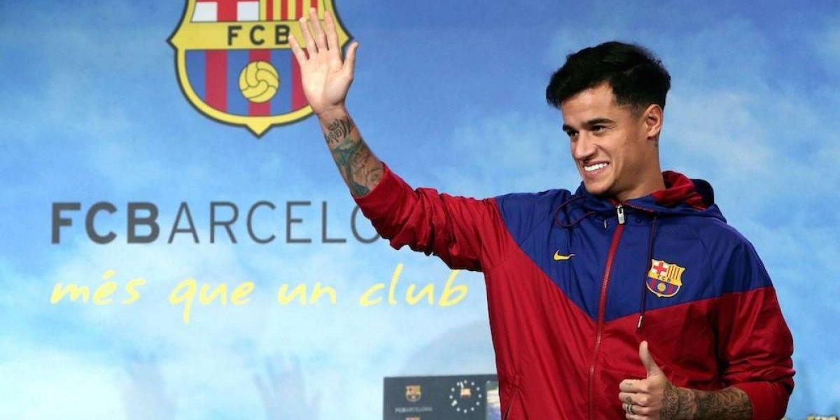 'Jugar en el Barcelona era mi sueño, no lo podía dejar escapar': Philippe Coutinho