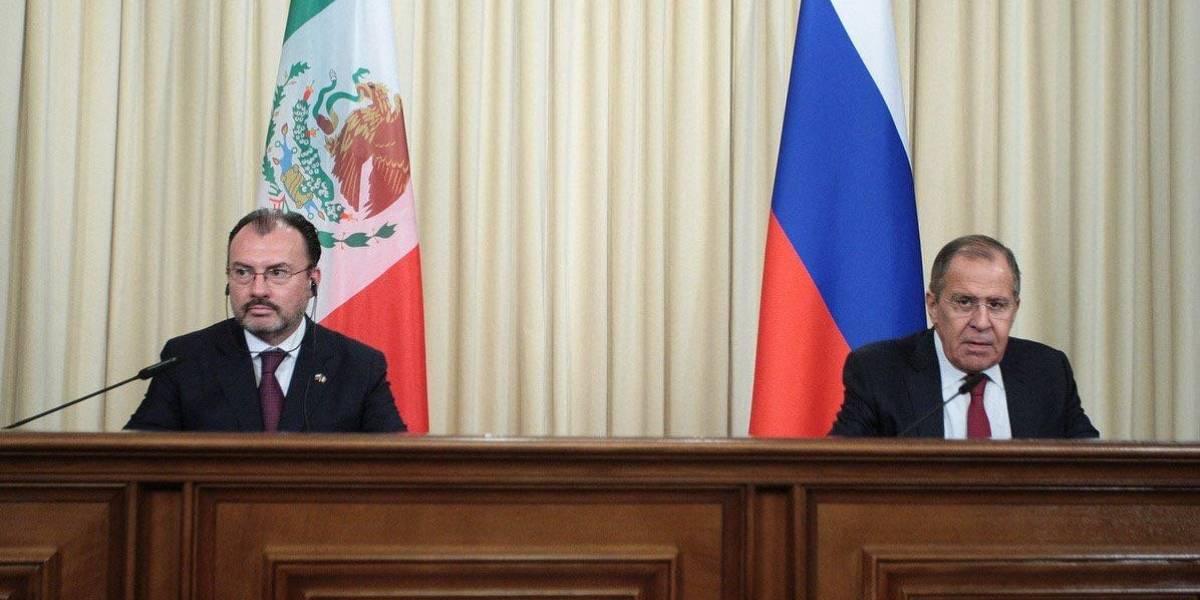 Rusia niega interferencia en elecciones de México