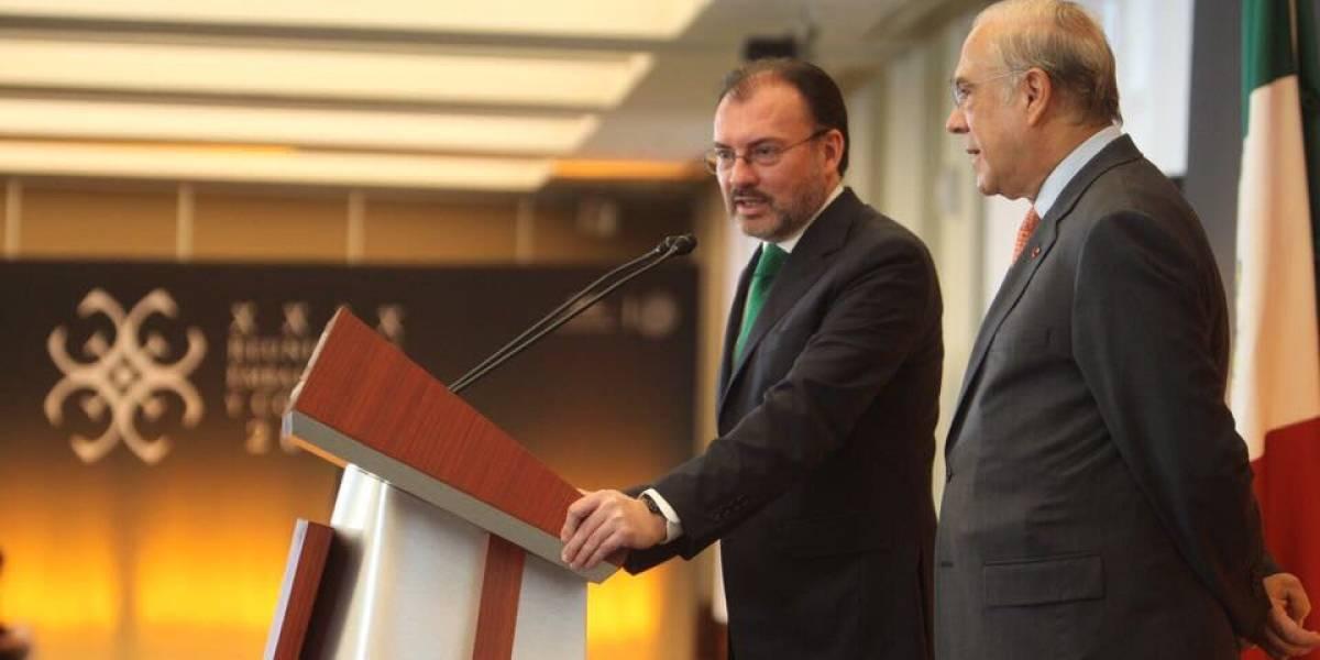 Videgaray pide a embajadores y cónsules neutralidad en el proceso electoral