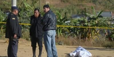 esposos atacados a balazos en Bárcenas