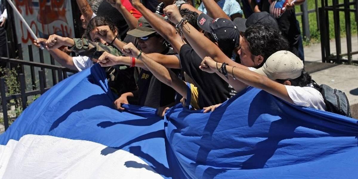 Salvadoreños organizan caravana de migrantes que saldrá el 31 de octubre