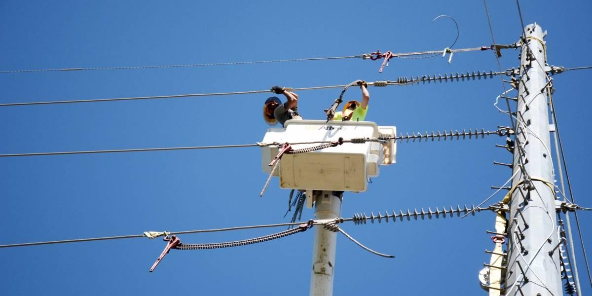 Fluor termina trabajos en importantes líneas de transmisión