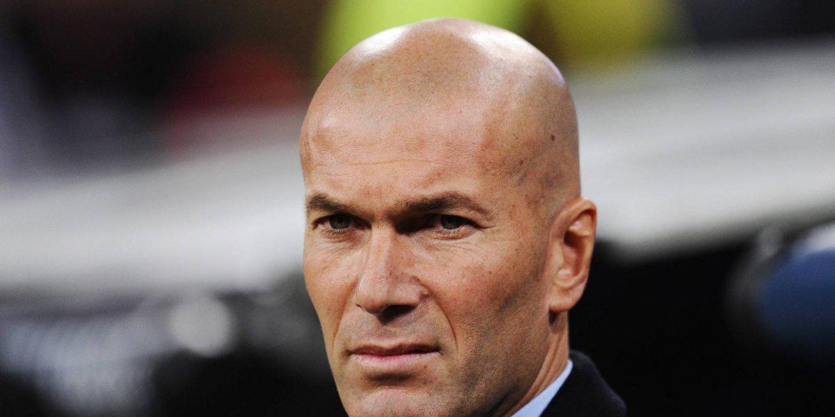 Zinedine Zidane en la misma situación que Benítez