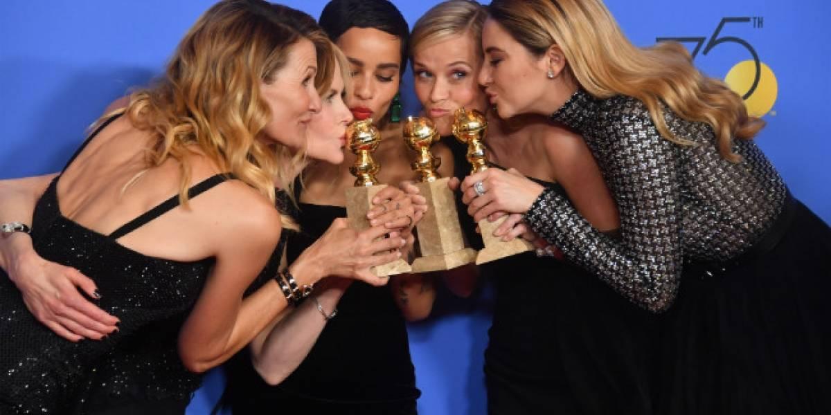 Famosa acusa a las actrices que fueron de negro de hacer de Hollywood una farsa