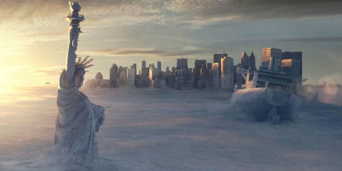 """¿""""El día después de mañana"""" en la vida real?: la piel se congela en 30 minutos al salir a la calle en EEUU por ola de frío"""