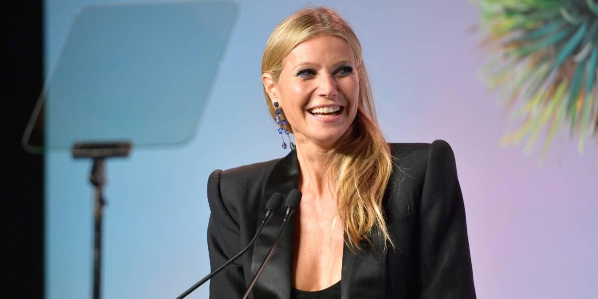 Gwyneth Paltrow anuncia noivado com produtor de TV