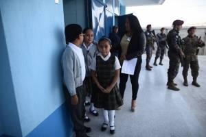 inauguración del ciclo escolar 2018