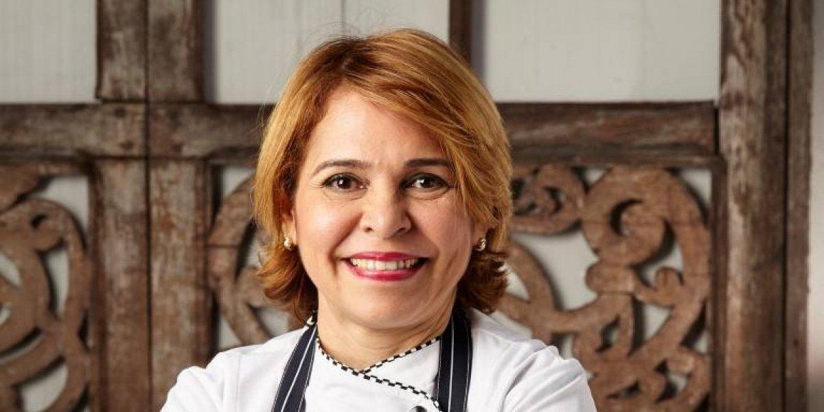 Jacqueline Henríquez representa gastronomía local en convención sobre Aceite de Soya