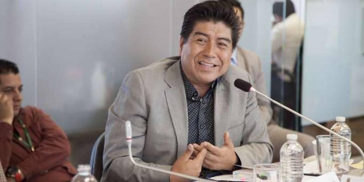 Jorge Yunda desmiente cambio a Centro Democrático