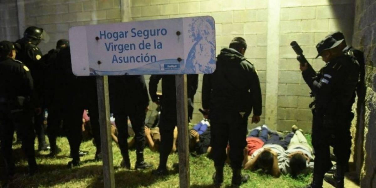 """Presentan protocolo para evitar tragedias """"en memoria"""" a víctimas del Hogar Seguro"""