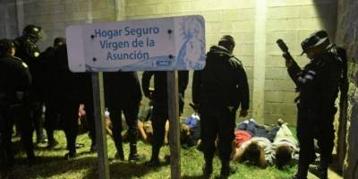 Tragedia Hogar Seguro
