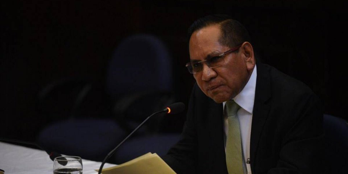 TSE investiga al diputado Julio Ixcamey por posible campaña anticipada