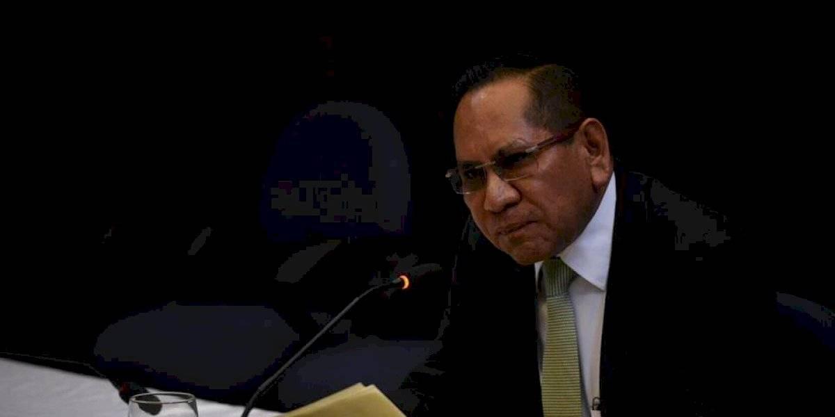 CC ordena que se reconozca a Ixcamey como subjefe del bloque UNE