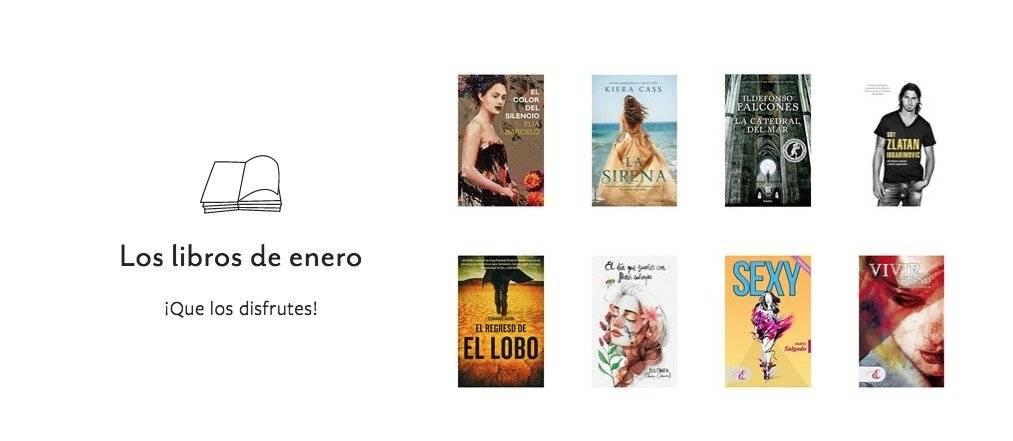 App de libros BookChoice