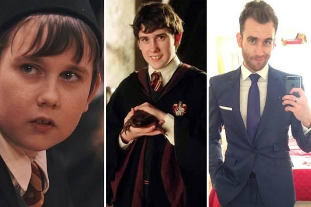 Mathew Lewis en Harry Potter