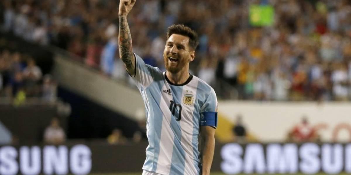 """Seleccionador de Uruguay: """"Messi no necesita ganar un Mundial"""""""