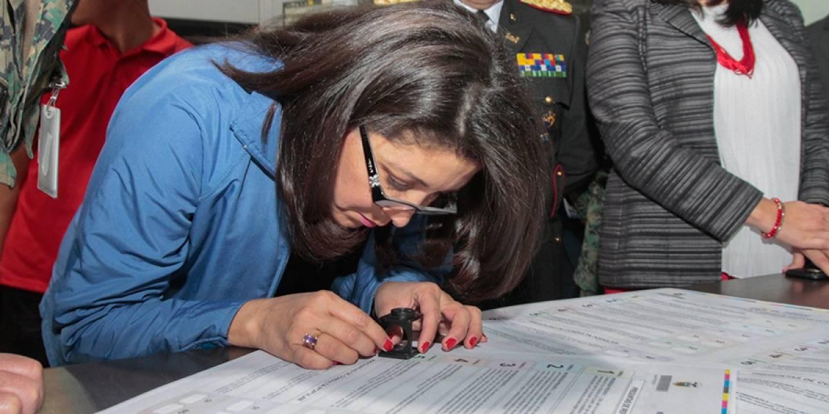 Guayas, con 13 nuevos recintos electorales