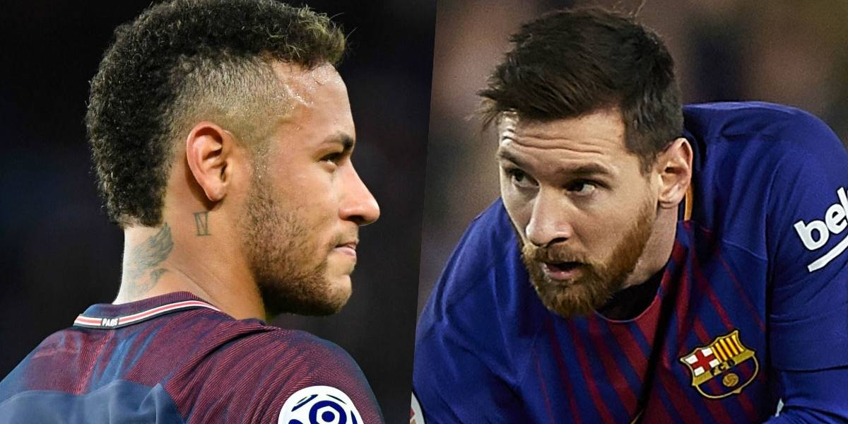 Neymar supera Messi e se torna o jogador mais valioso do mercado