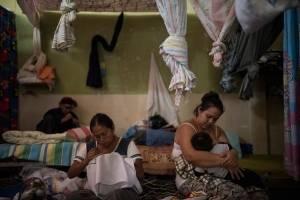 Niños en cárceles guatemaltecas