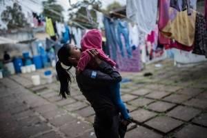 Niños en cárceles de Guatemala