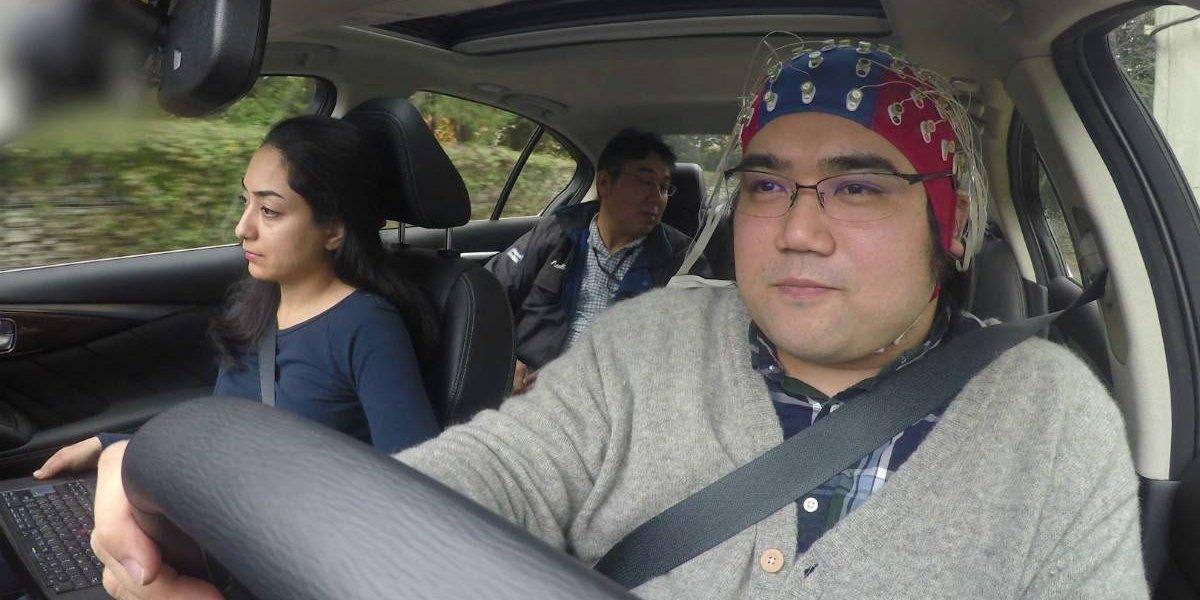 La última apuesta de Nissan: integración entre auto y cerebro