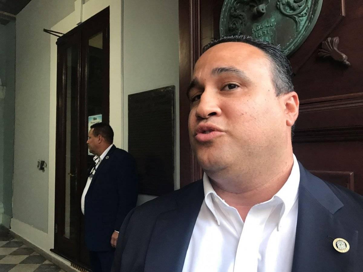 Omar Negrón, asesor de asuntos municipales.