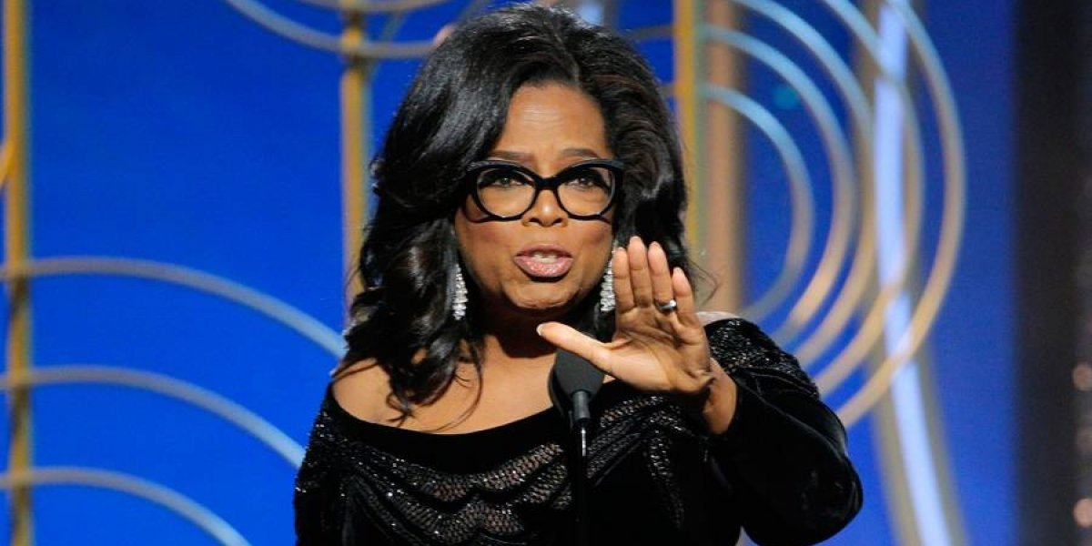 VIDEO. ¿Oprah Winfrey presidenta de EE. UU.? Hollywood y sus fanáticos quieren creerlo