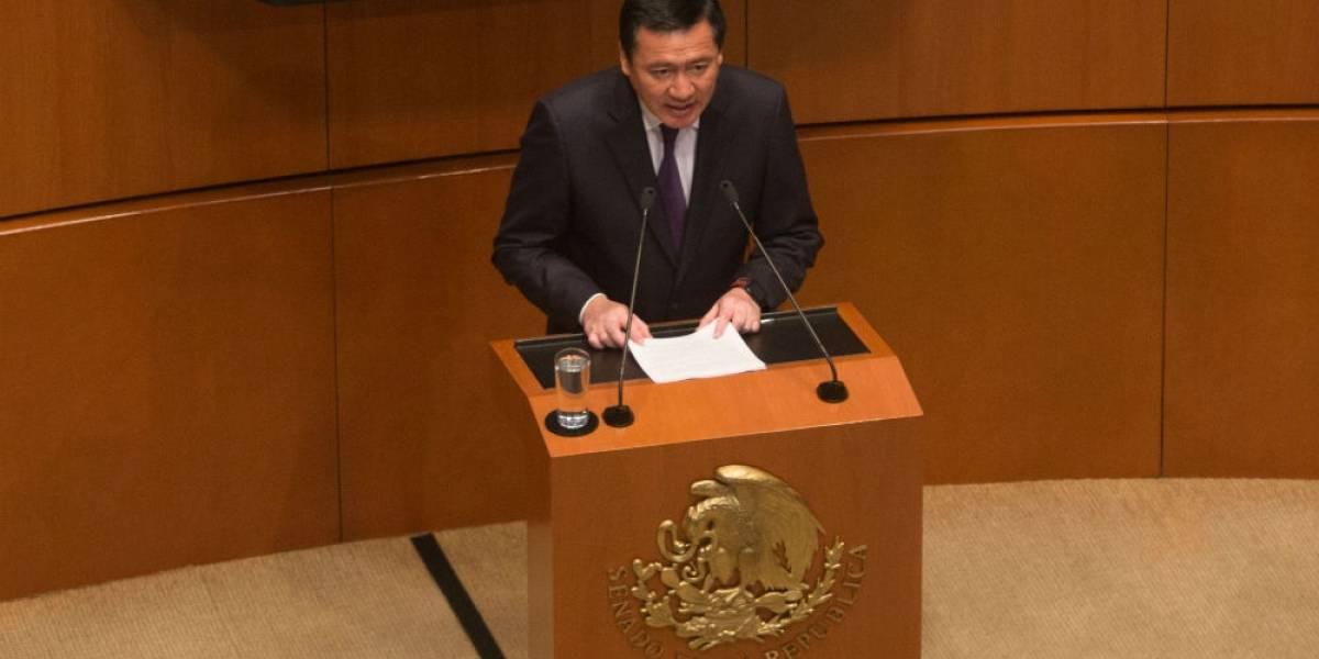 Reportan salida de Osorio Chong de Segob para buscar escaño en el Senado