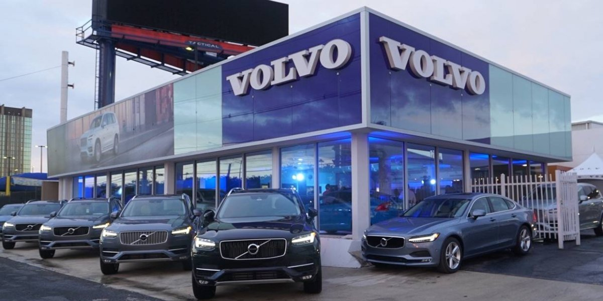 Volvo Cars culminó el 2017 con cifras récord a nivel global