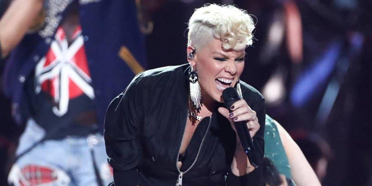 Pink interpretará el himno nacional en el Super Bowl