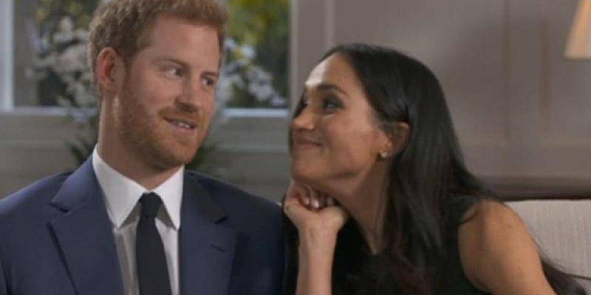 História de príncipe Harry e Meghan Markle pode virar filme