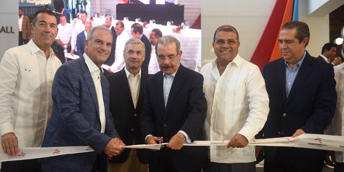 #TeVimosEn: Medina inaugura Downtown Mall Punta Cana