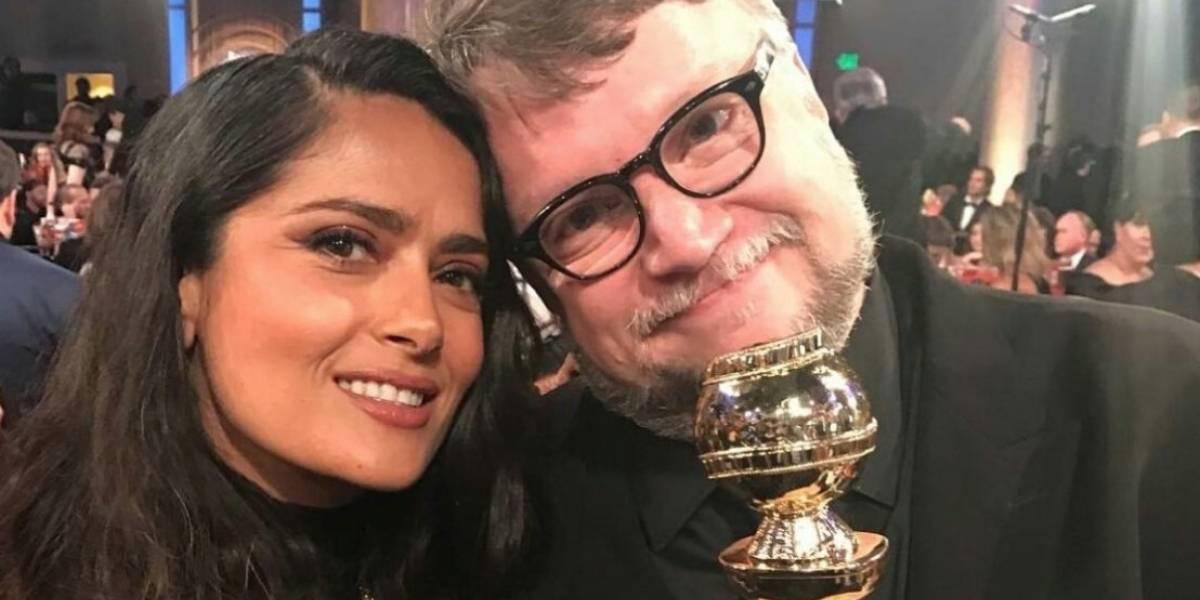 Guillermo del Toro es el Mejor Director de los Globos de Oro 2018